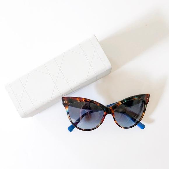 9501b266d6cc AUTHENTIC Christian Dior multi color sunglasses